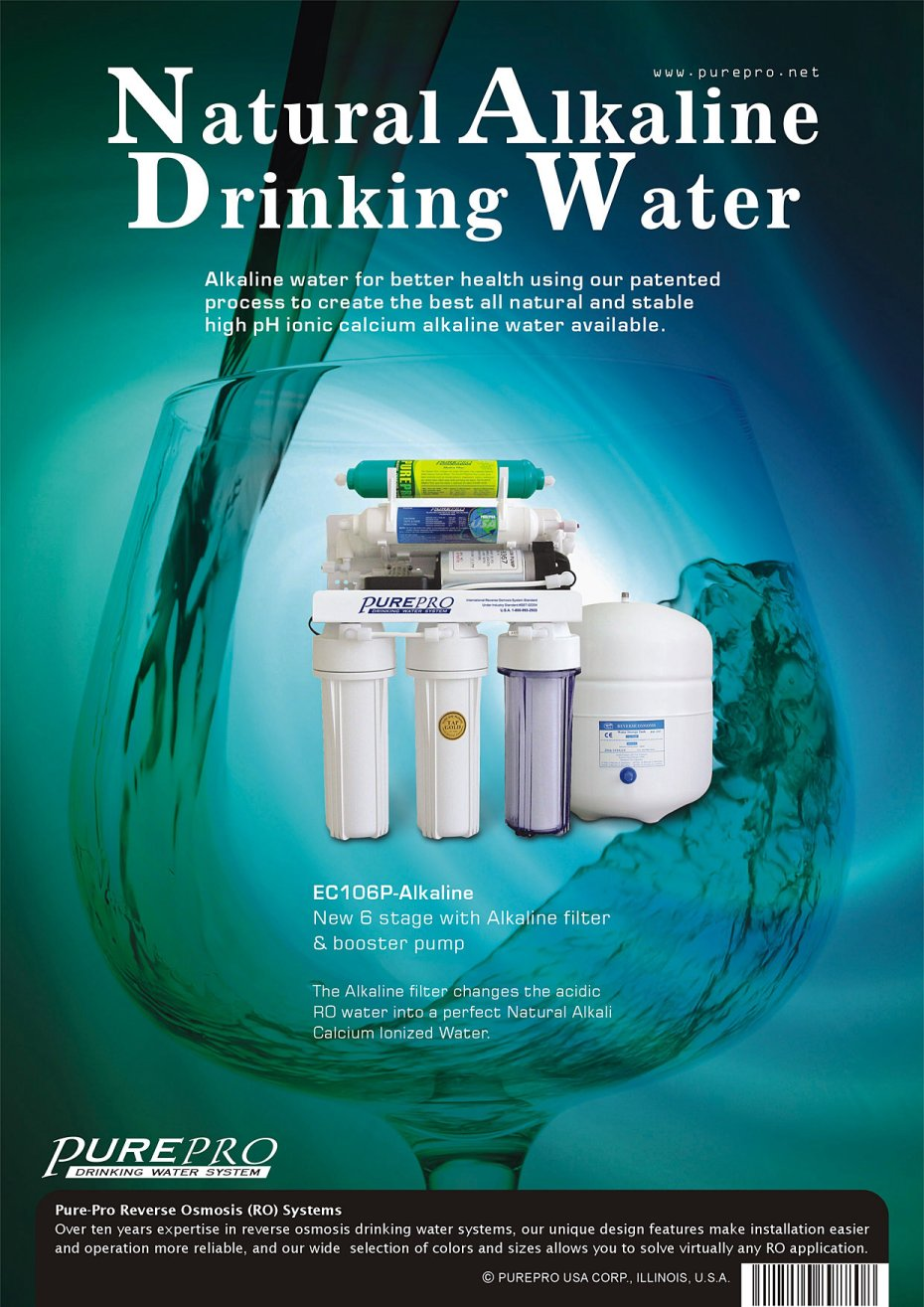 how to produce alkaline water