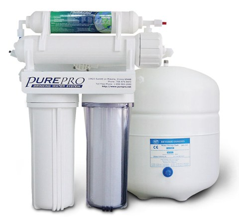 Purepro 174 Reverse Osmosis Water Filter Systems Us