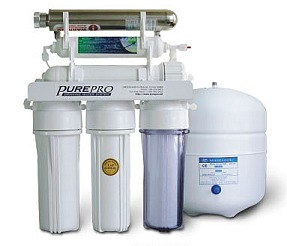 Purepro 174 Ec105 Uv Reverse Osmosis Water Filter Systems