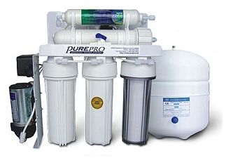 Purepro 174 Ro102 Reverse Osmosis Water Filter Systems