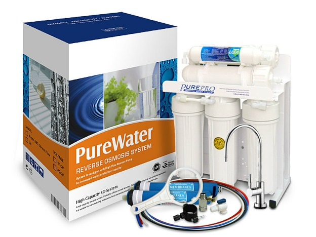 Purepro 174 Super380 Direct Flow Reverse Osmosis Water Filter