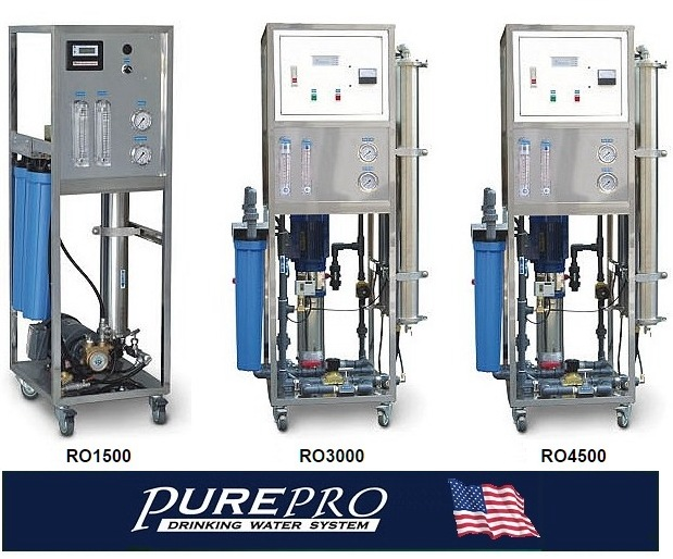 Purepro 174 Industrial Ro Specification